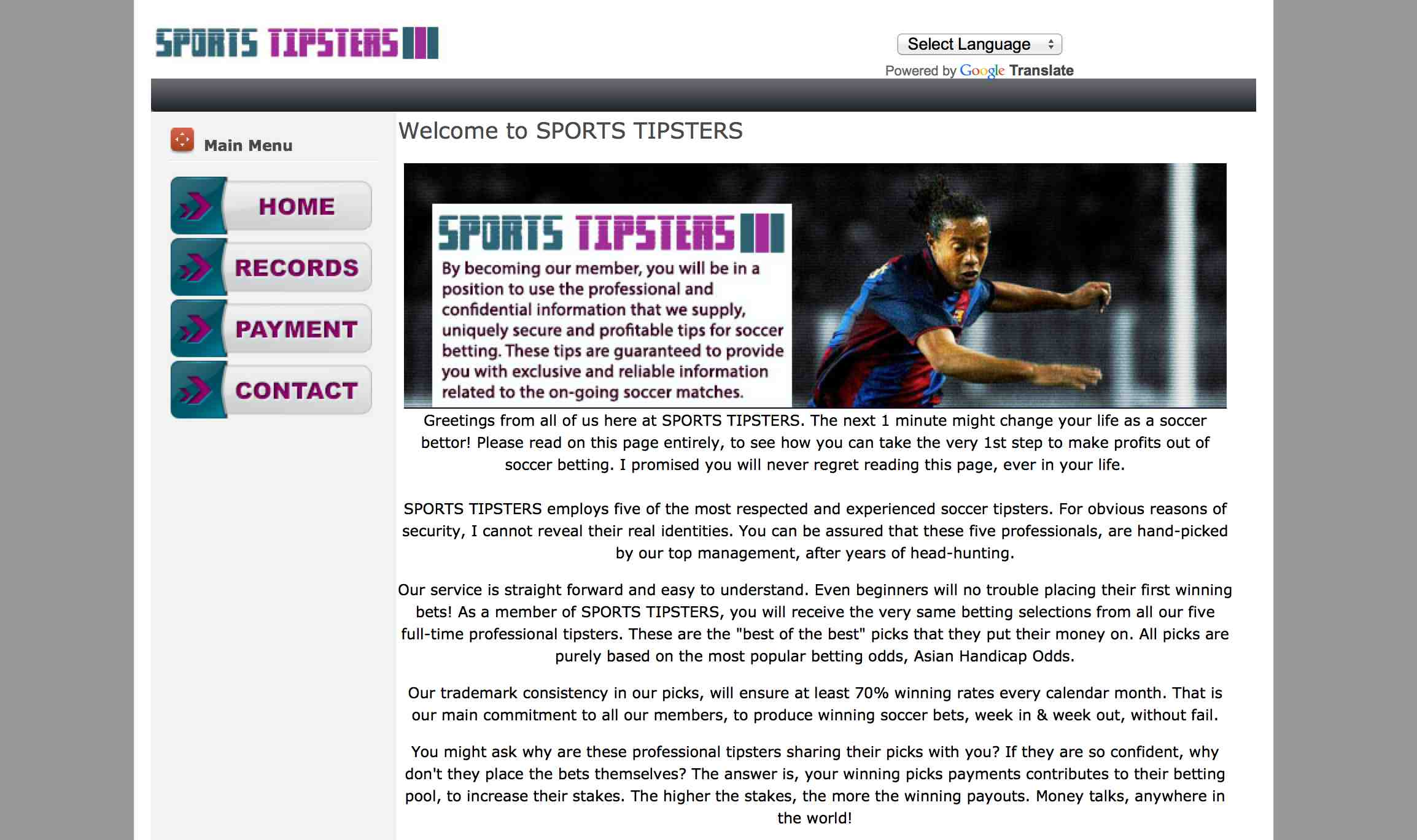 Sports-Tipsters